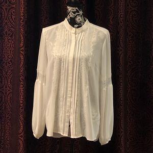Beautiful Libby Edelman blouse